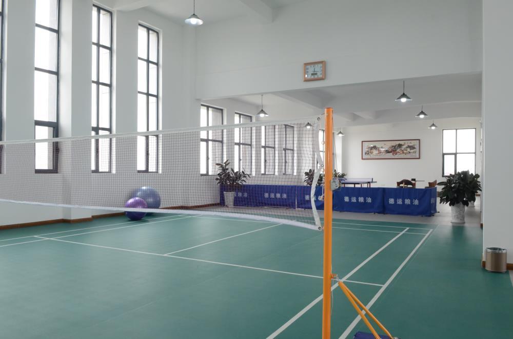 title='羽毛球场'
