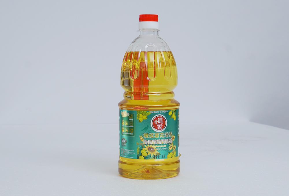 七道香橄榄葵花清香 1.8L